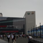 Shanghai's New International Centre (SNIC)