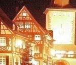 Gengenbach City, Metropolitan Upper Rhine Region, Germany